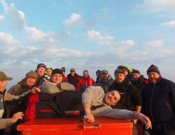 XIII Morskie Mistrzostwa Okręgu Mazowieckiego PZW - Darłowo 29-31.03.2019 r.