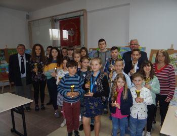 Finał XVIII Konkursu Plastycznego  -2019 r.