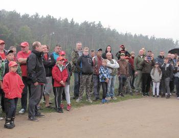 Mistrzostwa Spławikowe Szkółek Wędkarskich Okręgu Mazowieckiego PZW, 08.09.2019 r. -  Kanał Żerański