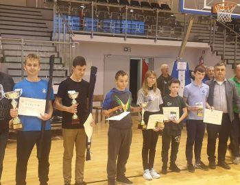 Halowe Mistrzostwa Okręgu Mazowieckiego PZW w Wędkarstwie Rzutowym – Tłuszcz 2019 r.