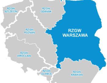 Komunikat RZGW  - Warszawa, Poznań, dot. Wędkowania w byłym Okręgu Łódzkim