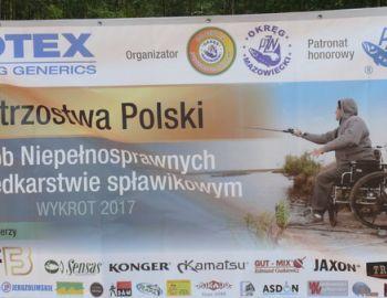 Mistrzostwa Polski osób niepełnosprawnych - 2017 wyniki