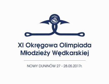 KOMUNIKAT NR 1 - XI Okręgowa Olimpiada Młodzieży w Sportach Wędkarskich