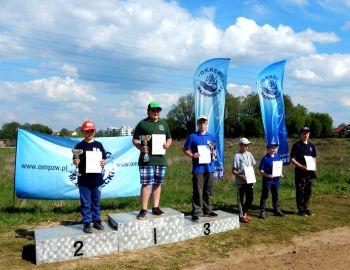 III Zawody Spławikowe z cyklu Mistrzostw i Grand Prix Okręgu Mazowieckiego PZW - Kanał Żerański 13.05.2017 r.