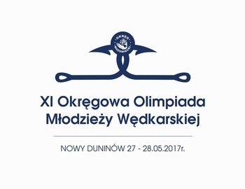 KOMUNIKAT NR 2 - XI Okręgowa Olimpiada Młodzieży w Sportach Wędkarskich