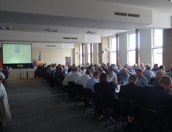 V Zjazd Delegatów Okręgu Mazowieckiego PZW w Warszawie
