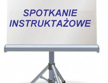 Spotkanie instruktażowe Prezesów, Skarbników, Przewodniczących Komisji Rewizyjnych Kół