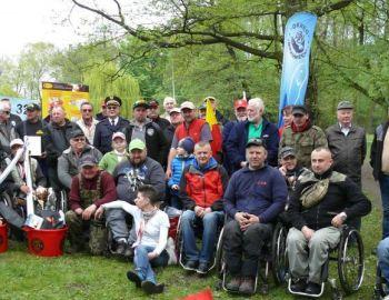KOMUNIKAT nr 1 - Mistrzostwa Polski w Wędkarstwie Spławikowym dla Osób z Niepełnosprawnością Narządu Ruchu
