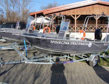 Nowe łodzie dla SSR