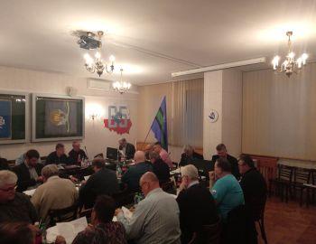 Spotkania z prezesami, skarbnikami i przewodniczącymi KR kół