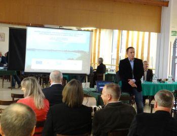 Konferencja o zbiornikach zaporowych