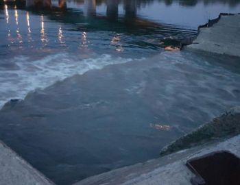 Zanieczyszczenie obwodu rybackiego Wisła Nr 3
