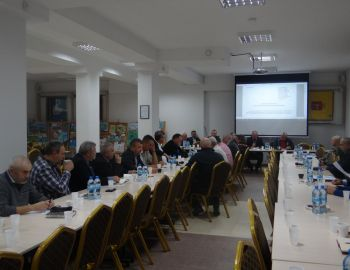 Konferencja w Serocku