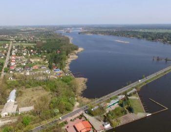 Zarybienia zbiornika Zegrzyńskiego - wiosna 2020